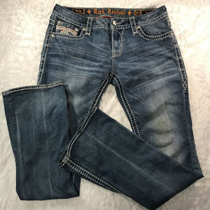 Rock Revival Betty Boot Jeans. Size 31
